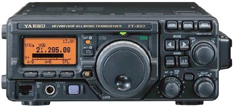 Comments on the Yaesu FT-897 Transceiver